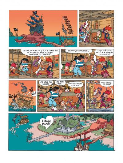 Page 6 La famille pirate tome 1 - Les Naufragés