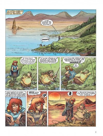 Page 3 Percevan tome 15 - le huitième royaume