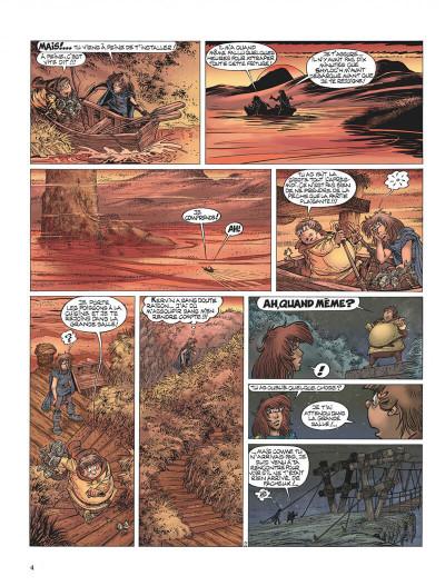 Page 4 Percevan tome 15 - le huitième royaume