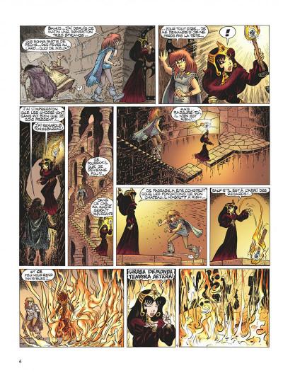 Page 6 Percevan tome 15 - le huitième royaume
