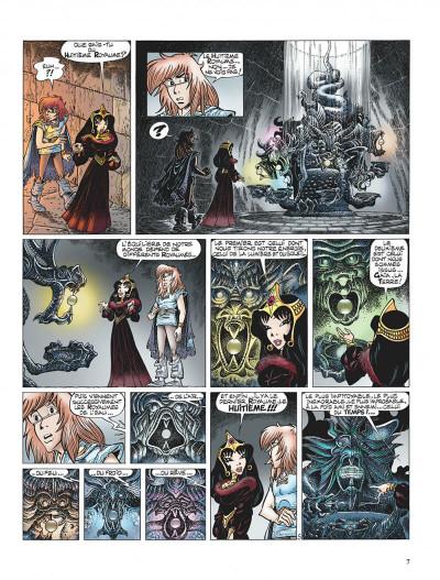 Page 7 Percevan tome 15 - le huitième royaume