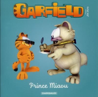 Couverture Garfield et cie tome 8 - prince Miaou