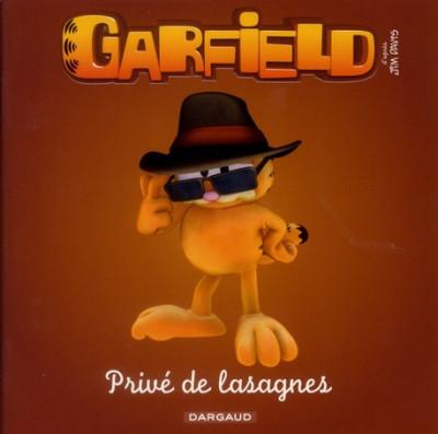 Couverture Garfield et cie tome 6 - privé de lasagnes