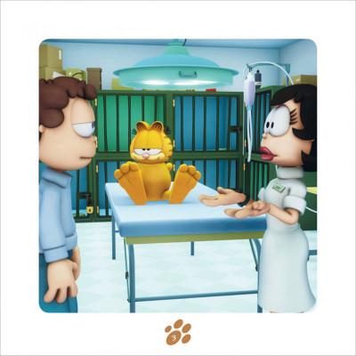 Page 3 Garfield et cie tome 6 - privé de lasagnes