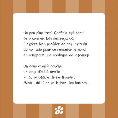Page 6 Garfield et cie tome 6 - privé de lasagnes