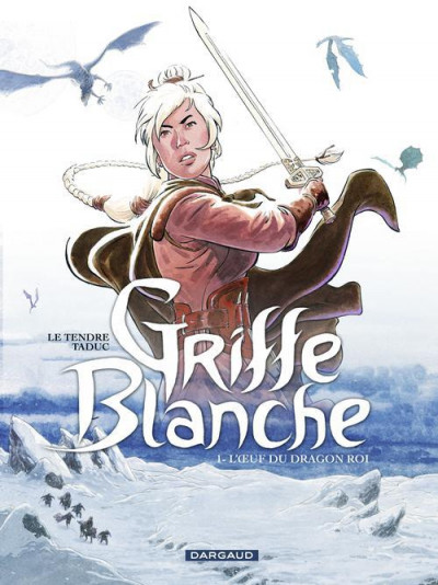 Couverture Griffe blanche tome 1