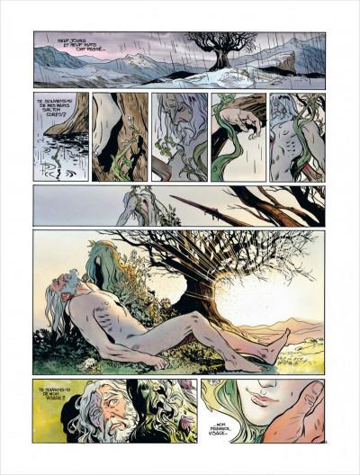 Page 6 Siegfried tome 3 - édition spéciale