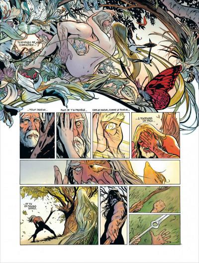 Page 7 Siegfried tome 3 - édition spéciale