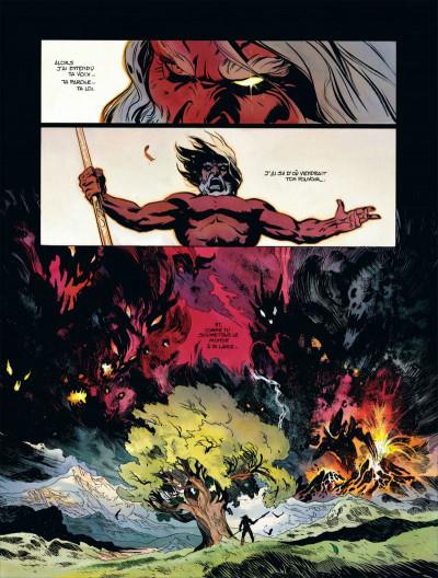 Page 8 Siegfried tome 3 - édition spéciale