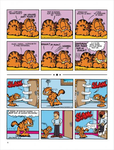 Page 4 Garfield tome 29 - en roue libre
