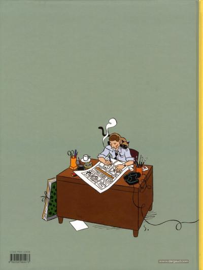 Dos Les aventures d'Hergé