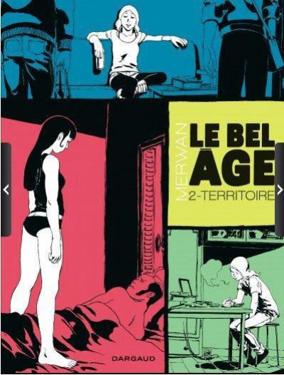 image de Le bel âge tome 2 - territoire