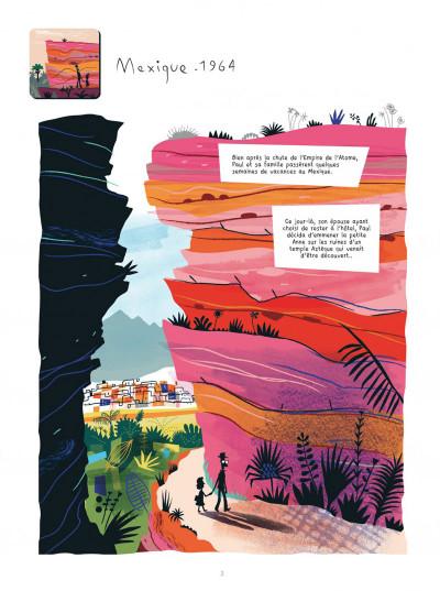 Page 3 souvenirs de l'empire de l'atome