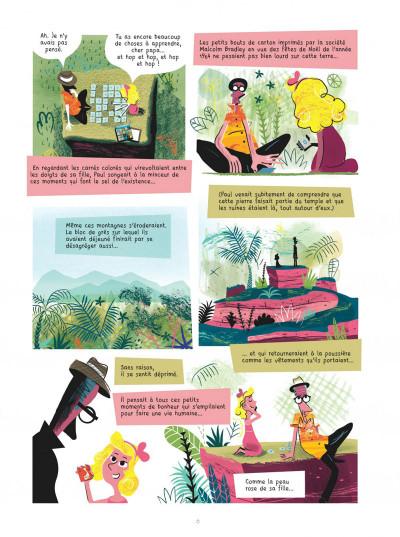 Page 6 souvenirs de l'empire de l'atome