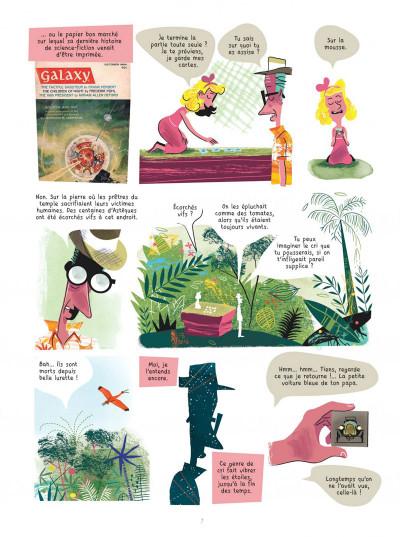 Page 7 souvenirs de l'empire de l'atome