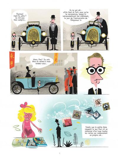 Page 9 souvenirs de l'empire de l'atome