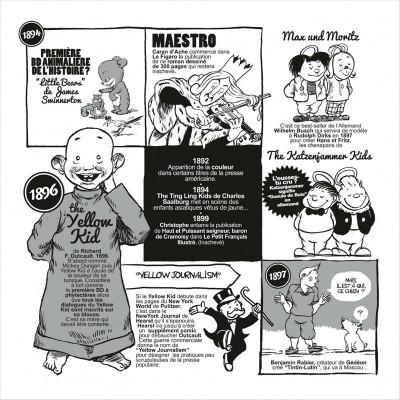 Page 9 Le petit livre de la bande dessinée