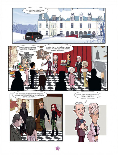 Page 9 Les elfees tome 6