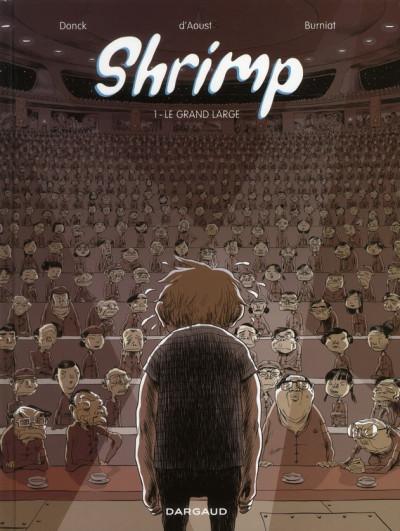 image de Shrimp tome 1 - le grand large