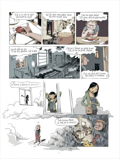 Page 4 Shrimp tome 1 - le grand large