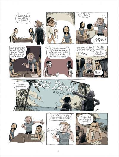 Page 8 Shrimp tome 1 - le grand large