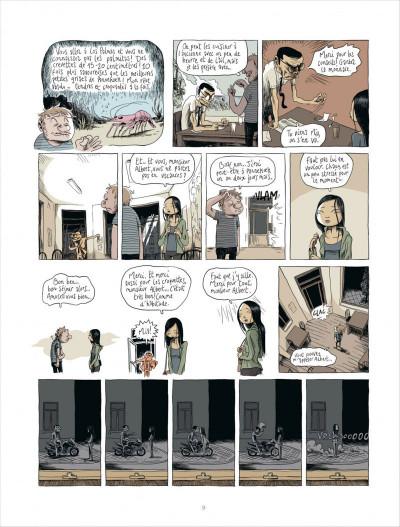 Page 9 Shrimp tome 1 - le grand large