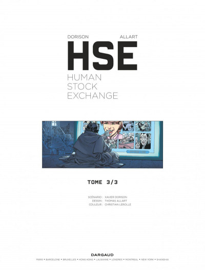Page 1 HSE human stock exchange tome 3