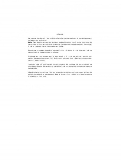 Page 4 HSE human stock exchange tome 3