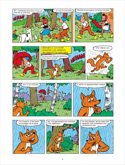 Page 9 Sylvain & Sylvette - intégrale tome 3 - les héros de l'espace