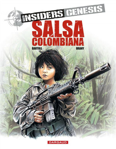 image de Insiders genesis tome 2 - salsa colombiana