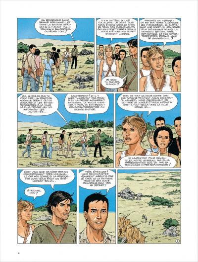 Page 2 Survivants, anomalies quantiques tome 2