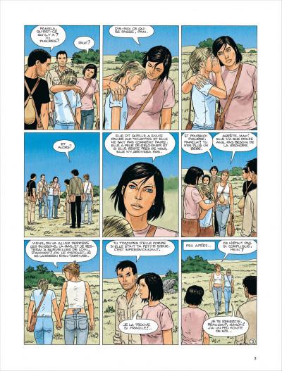 Page 3 Survivants, anomalies quantiques tome 2