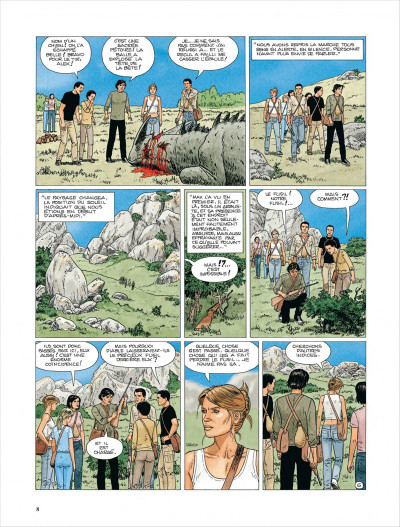 Page 6 Survivants, anomalies quantiques tome 2