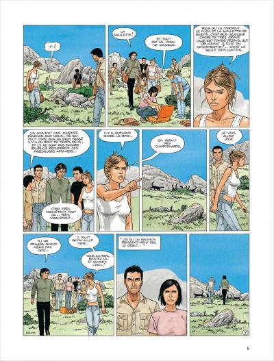 Page 7 Survivants, anomalies quantiques tome 2