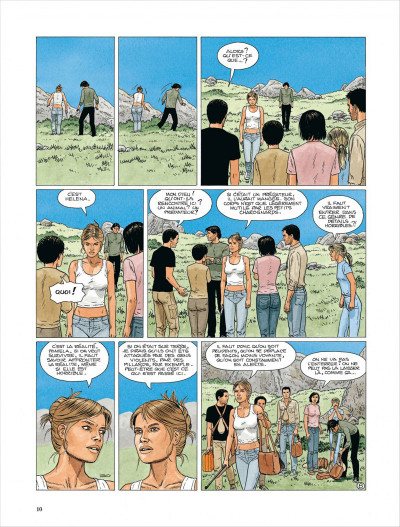 Page 8 Survivants, anomalies quantiques tome 2