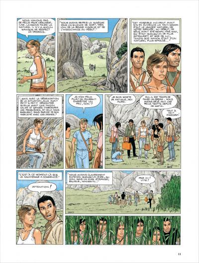 Page 9 Survivants, anomalies quantiques tome 2