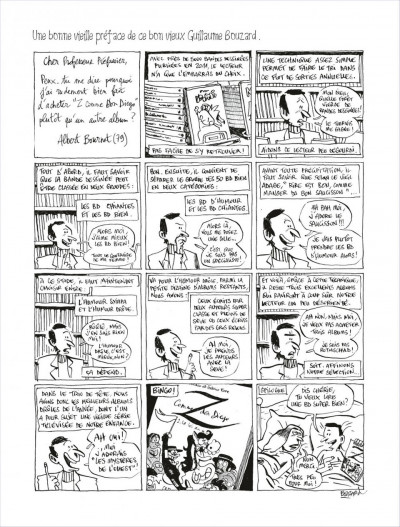 Page 1 Z comme don Diego tome 2 - la loi du marché