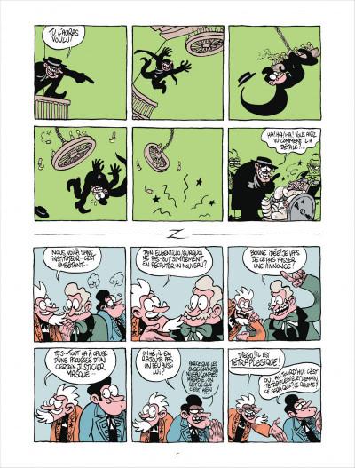 Page 5 Z comme don Diego tome 2 - la loi du marché