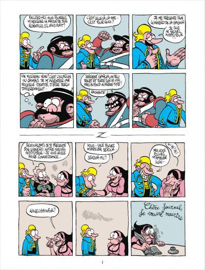 Page 8 Z comme don Diego tome 2 - la loi du marché