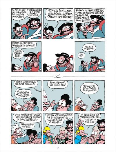 Page 9 Z comme don Diego tome 2 - la loi du marché