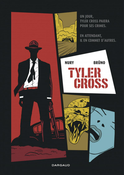 Couverture Tyler Cross tome 1