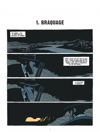 Page 3 Tyler Cross tome 1