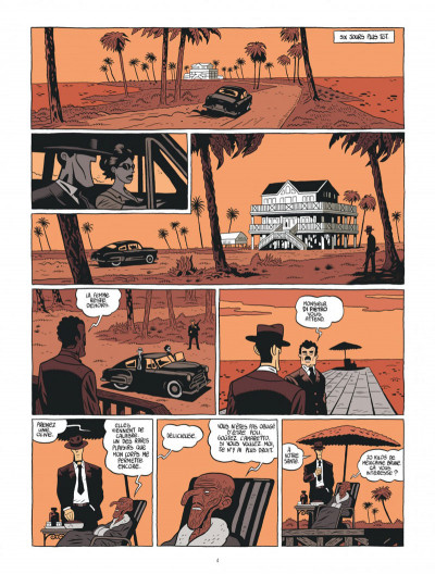 Page 4 Tyler Cross tome 1