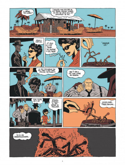 Page 6 Tyler Cross tome 1