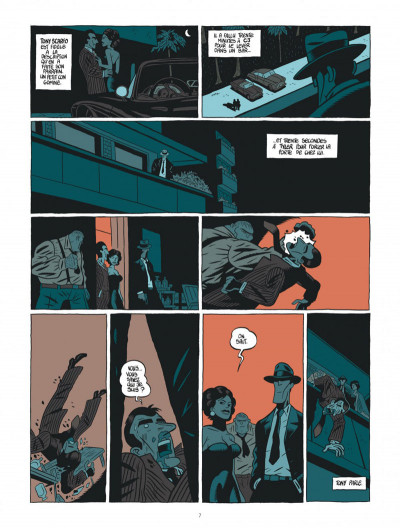 Page 7 Tyler Cross tome 1