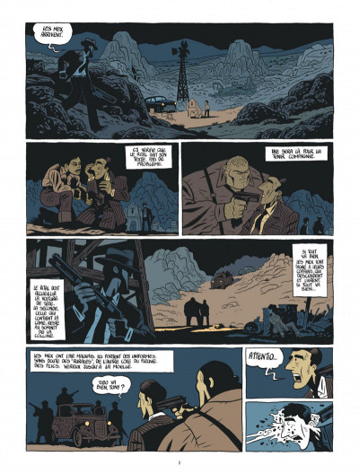 Page 8 Tyler Cross tome 1