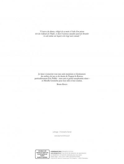 Page 2 Le dernier Templier tome 5