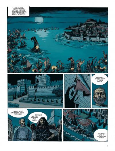 Page 3 Le dernier Templier tome 5