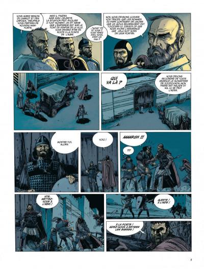 Page 5 Le dernier Templier tome 5