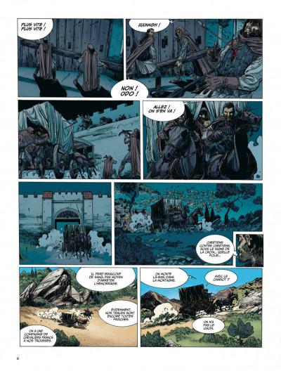 Page 6 Le dernier Templier tome 5